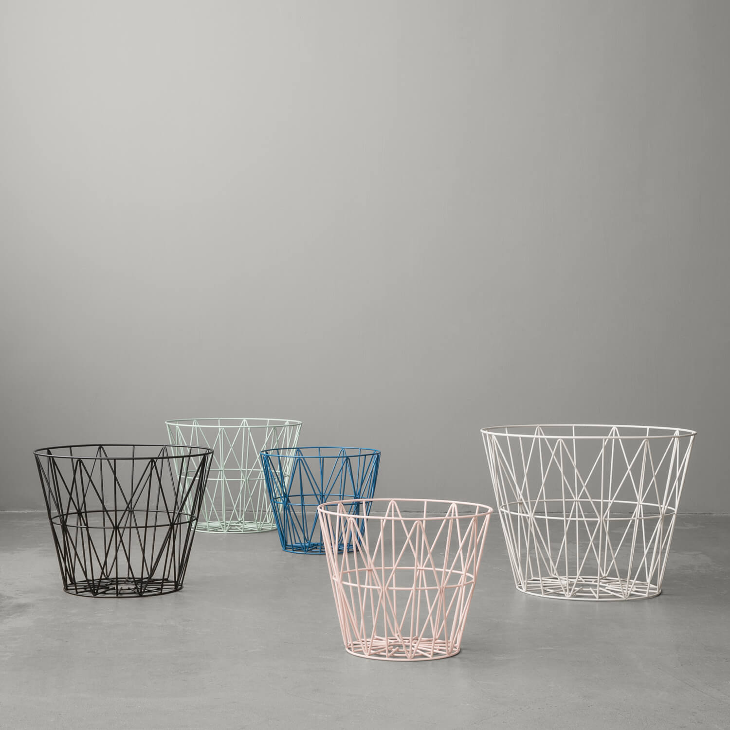Ferm LIVING – Korb Metall
