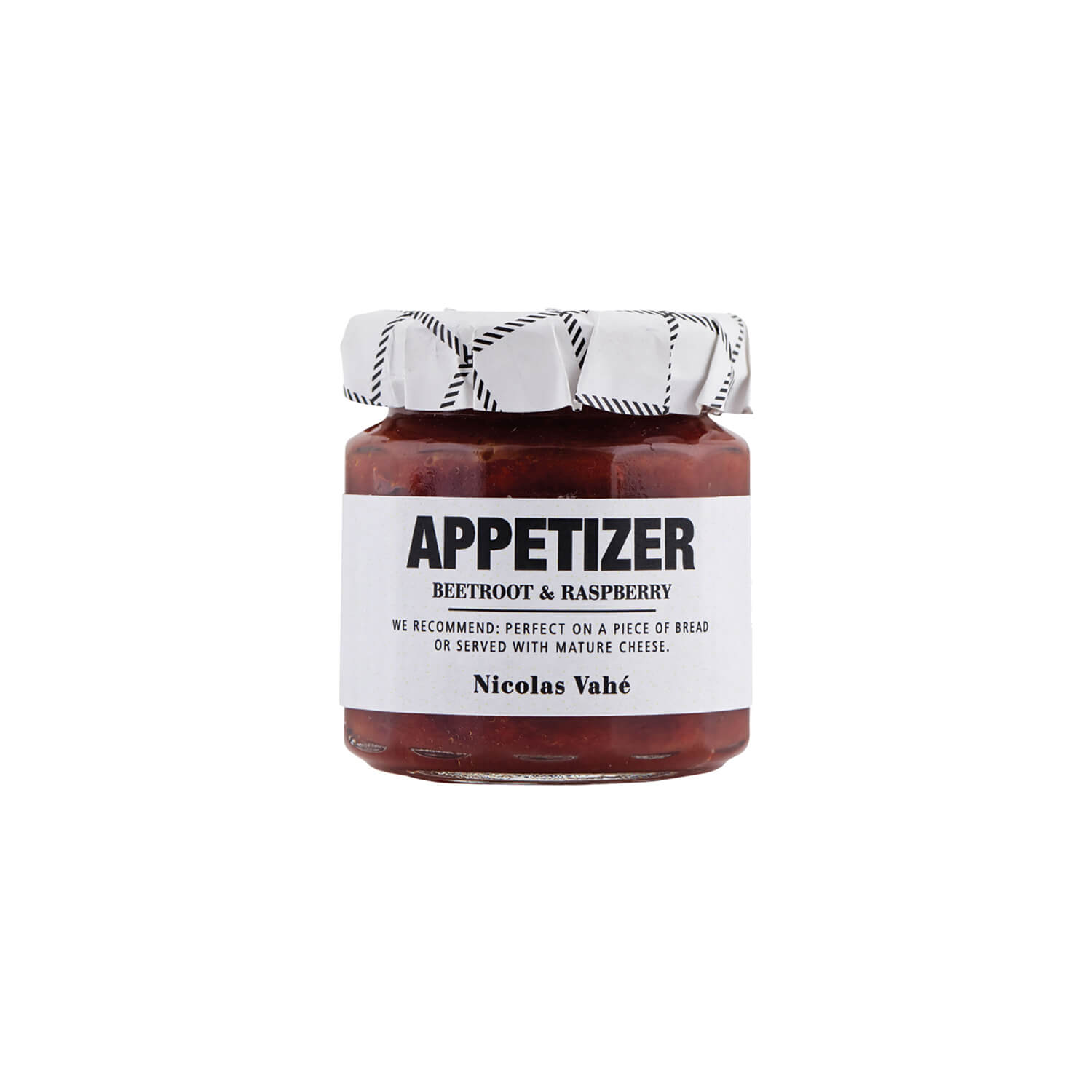 Nicolas Vahé – Appetizer – Himbeer & Rote Bete – 100 g