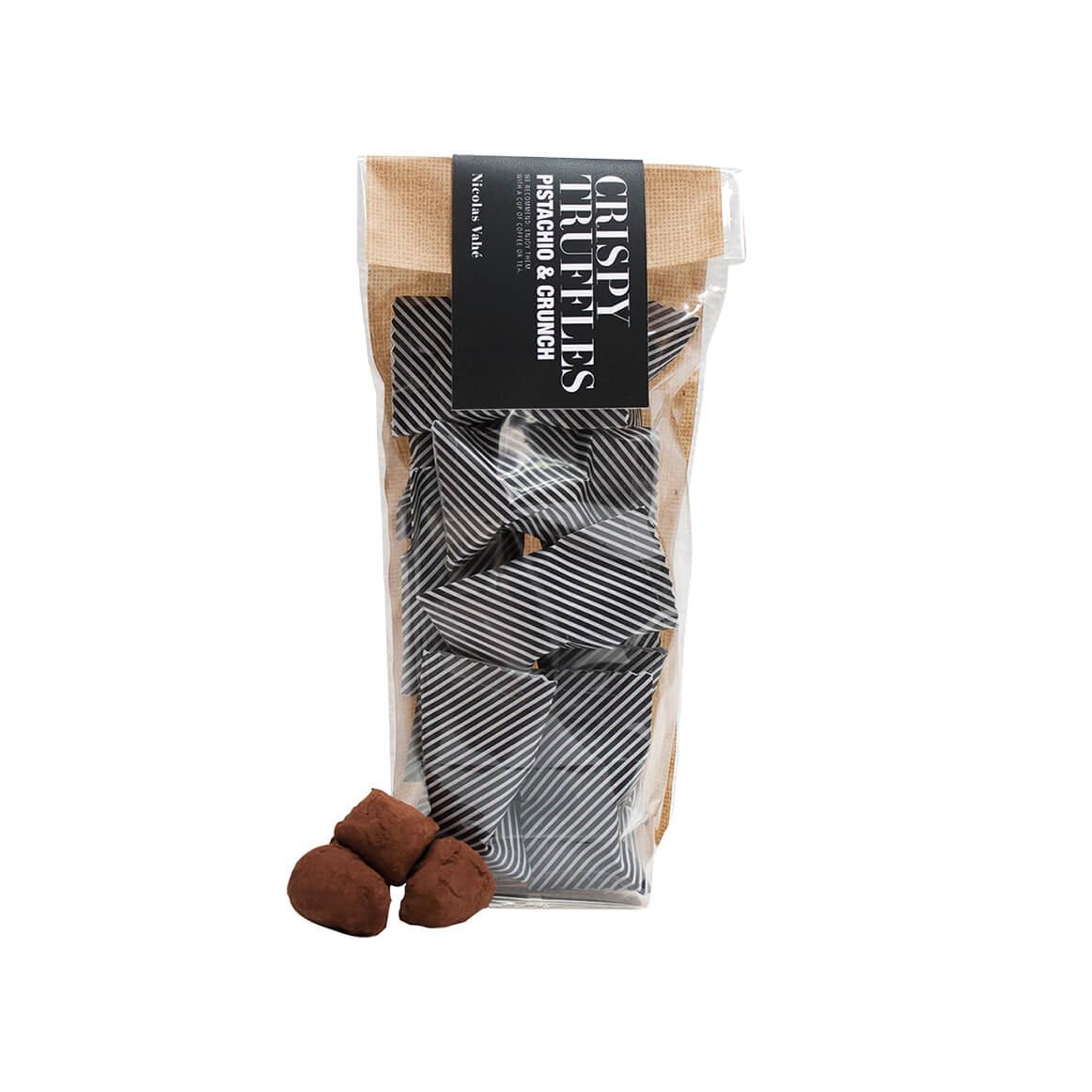 Nicolas Vahé – Schokoladen-Trüffel Pistazie & Crunch