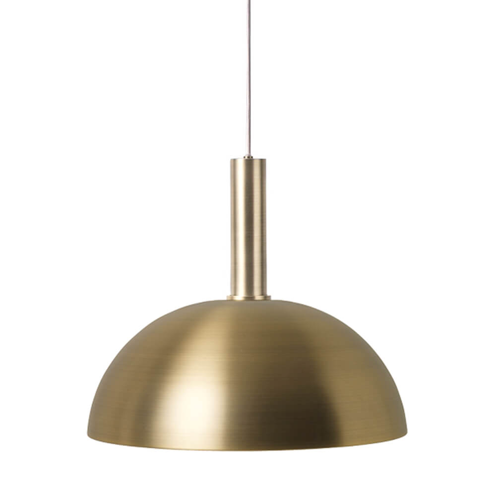 Ferm LIVING – COLLECT Lighting – Pendelleuchte Lang – Messing