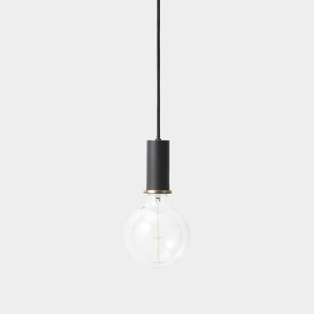 Ferm LIVING – COLLECT Lighting – Pendelleuchte Kurz