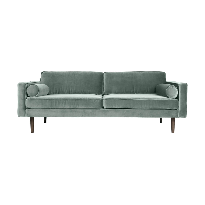 Broste Copenhagen – Sofa WIND – Samt Mint