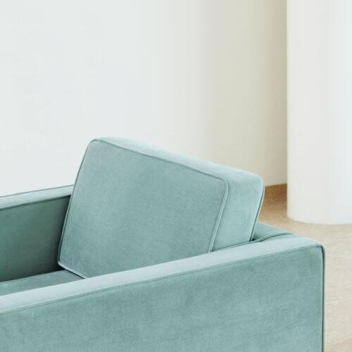 Broste Copenhagen Möbel WIND – Samt in 7 Farbvarianten