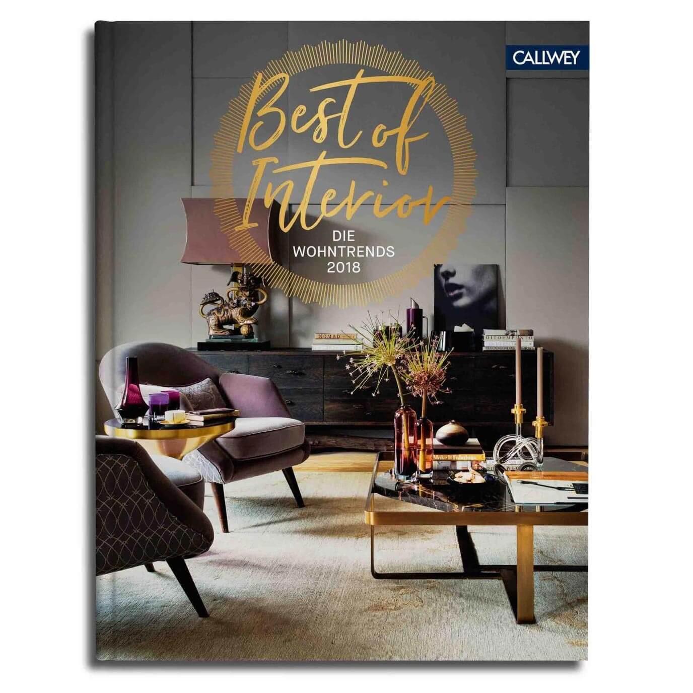 Best of Interior – Die Wohntrends 2018