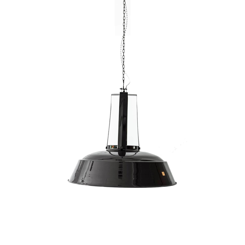 hk living industrielampe workshop schwarz l 45 cm. Black Bedroom Furniture Sets. Home Design Ideas