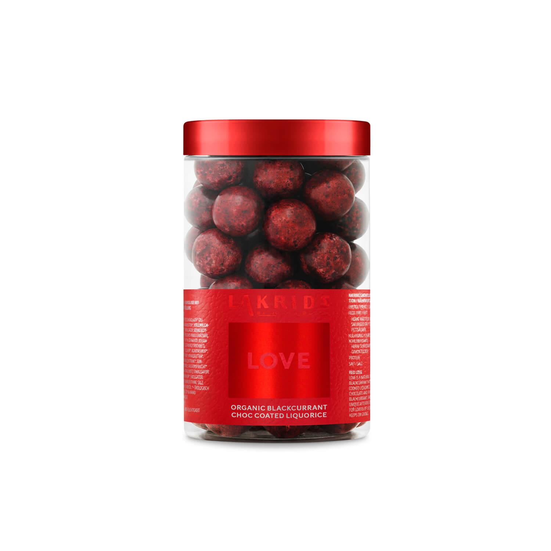 Lakrids – 2018 RED LOVE – Regular 250g