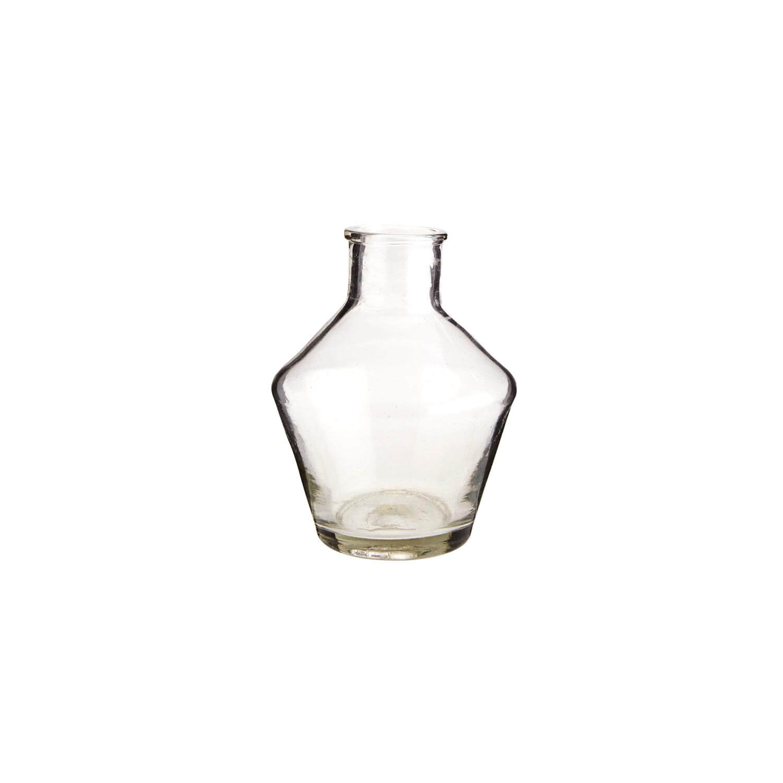 Madam Stoltz – Vase aus recyceltem Glas – M