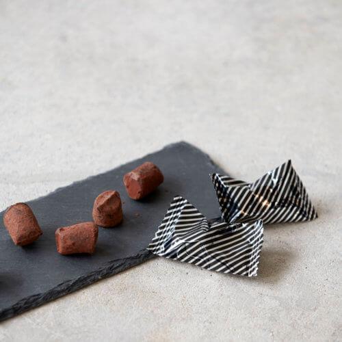 Nicolas Vahé Schokoladentrüffel Pistazie Crunch 110 g