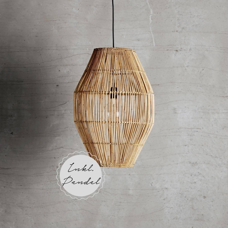Tine K Home – Lampe Rattan DOME