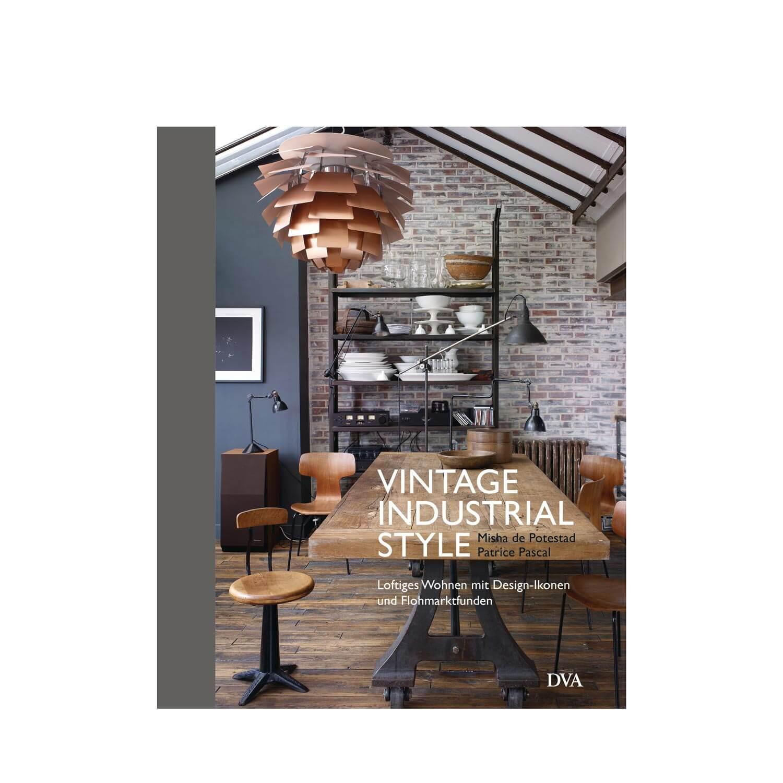 Verschiedene Industrial Style Wohnen Das Beste Von Buch: Vintage