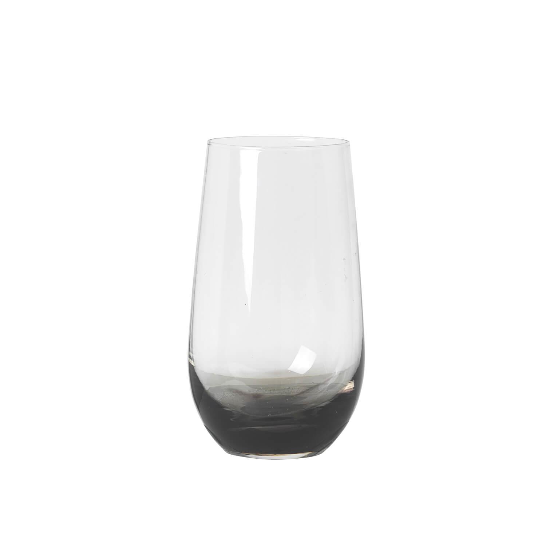 Broste Copenhagen – Trinkglas SMOKE – Groß