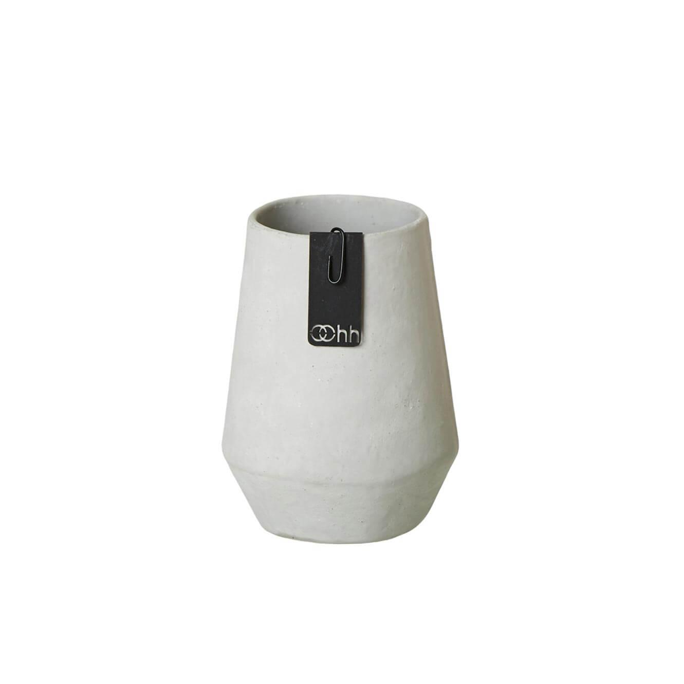 OOhh Kollektion – Vase Tokyo – Grau XS