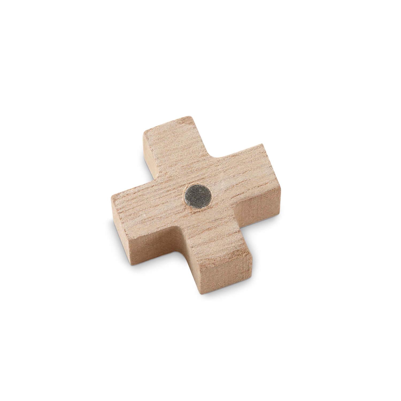 vtwonen – 6er Set Magnete X –Holz