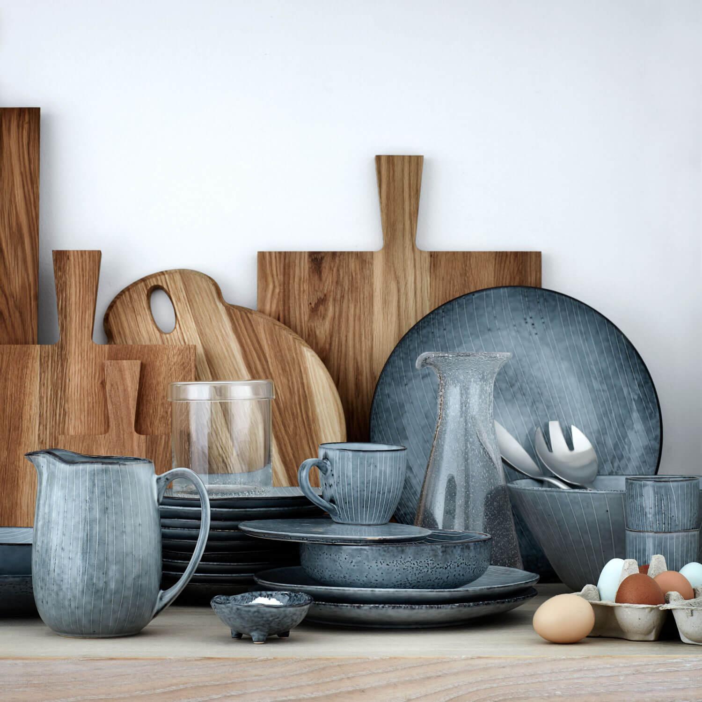broste copenhagen geschirr nordic sea tasse mit henkel. Black Bedroom Furniture Sets. Home Design Ideas