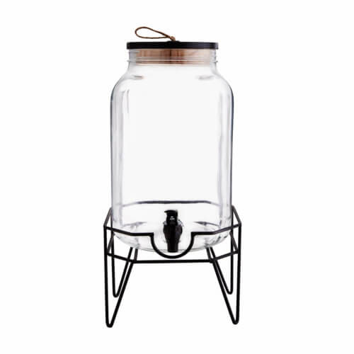 Madam Stoltz – Wasserspender mit Gestell