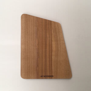 My Woodness – Schneidebrett XX –Groß