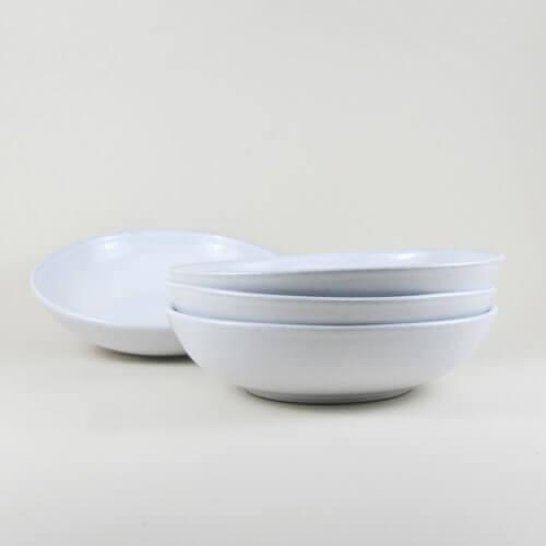 Tine K Home – 4er Set DELI Schalen – Weiß – ca. Ø 25 cm