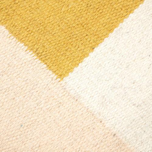 Ferm Living – Kelim Teppich Squares – S