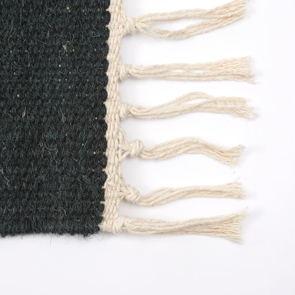 ferm living kelim teppich squares s ca b 80 x l 140 cm. Black Bedroom Furniture Sets. Home Design Ideas