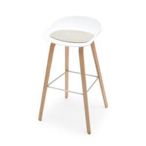 HEY Sign – Sitzauflage About a Stool – Marmor