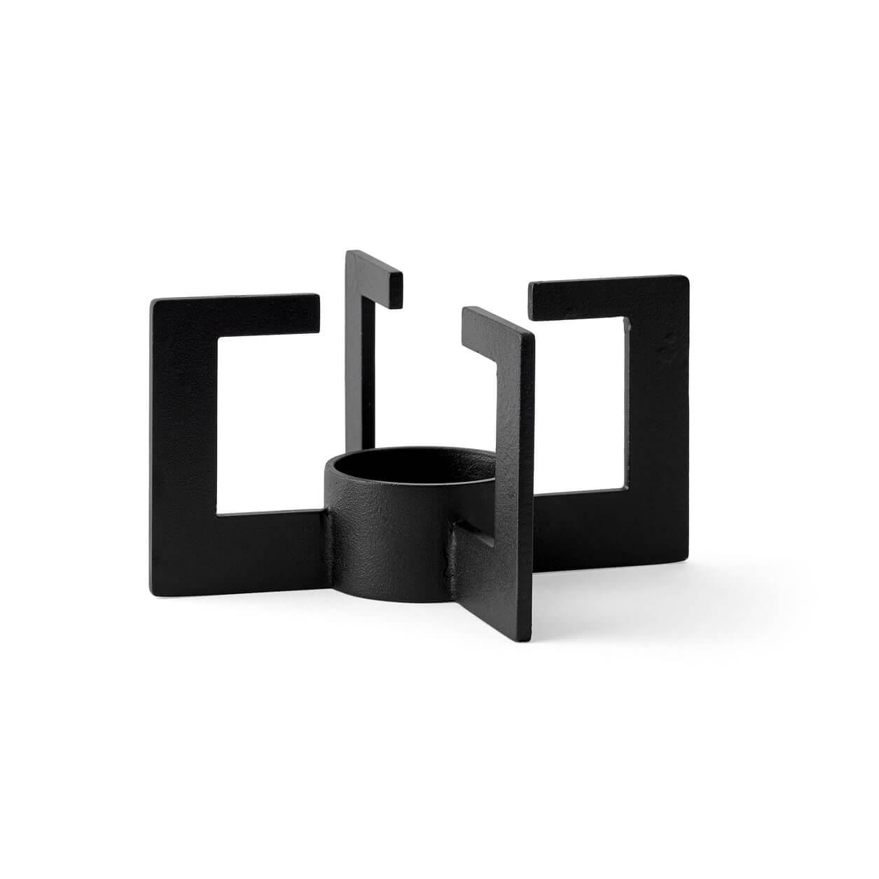 menu st vchen cast f r teekanne schwarz ca 14 5 x h7 6 cm. Black Bedroom Furniture Sets. Home Design Ideas