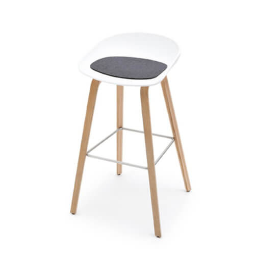 HEY Sign – Sitzauflage About a Stool – Anthrazit
