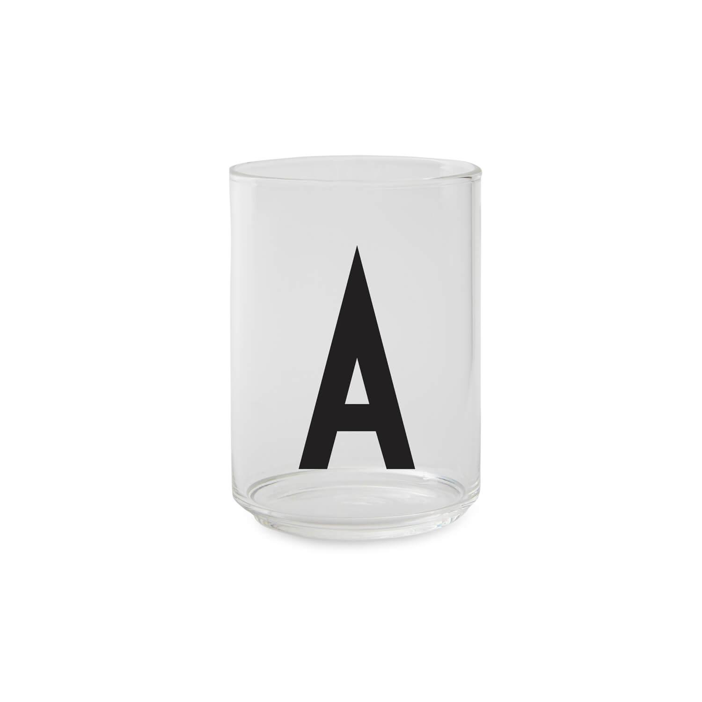 Design Letters – Trinkglas A