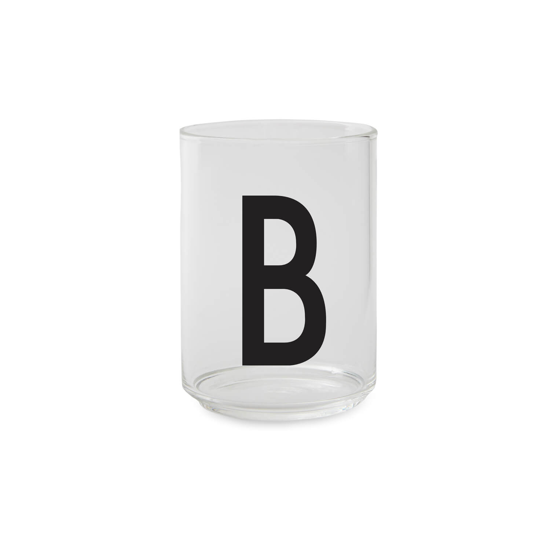 Design Letters – Trinkglas B