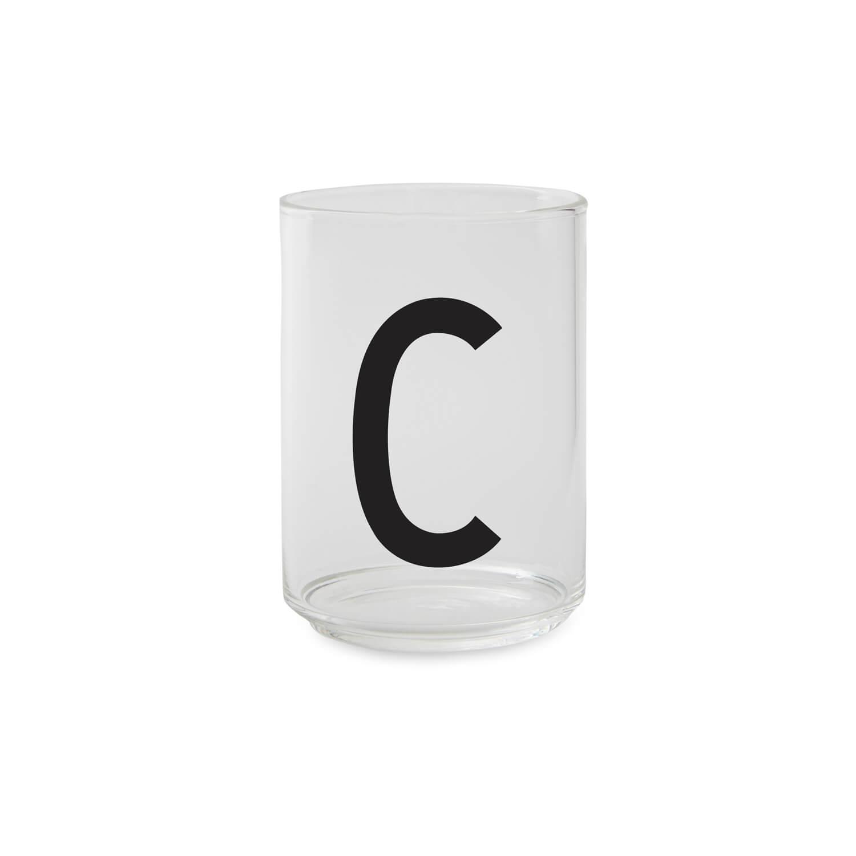 Design Letters – Trinkglas C