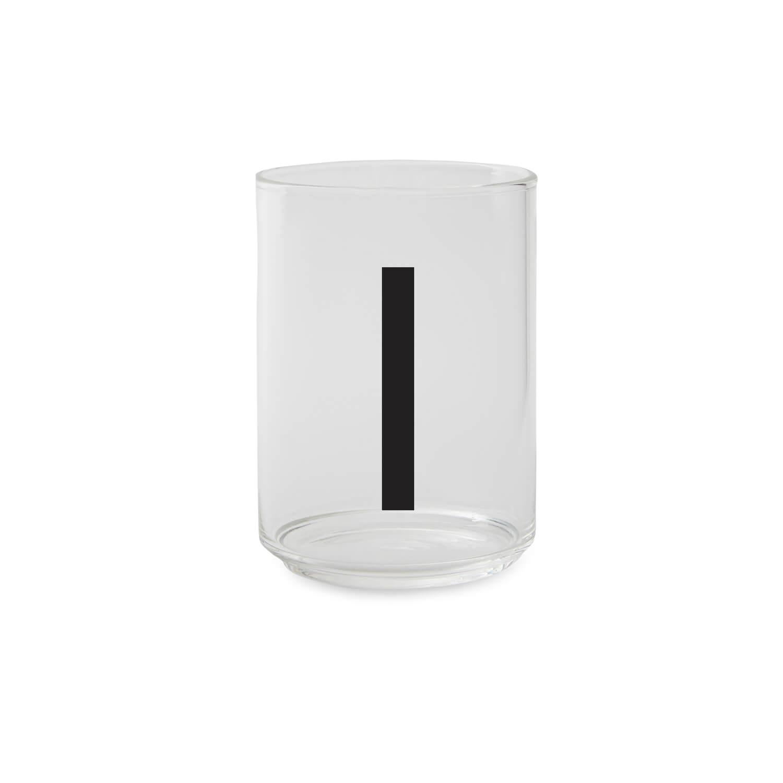 Design Letters – Trinkglas I