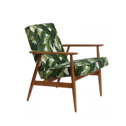 366 FOX Lounge Sessel – Kollektion Deco – Jungle Green