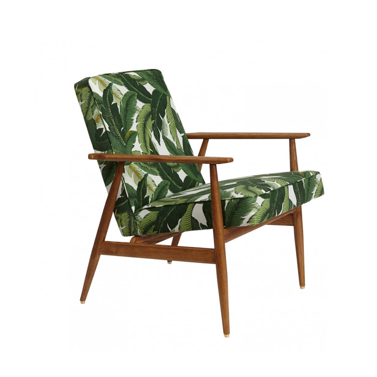 366 FOX Lounge Sessel – Kollektion Deco – Jungle Green