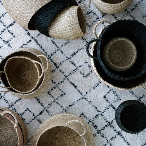 Broste Copenhagen – Teppich Beni Ourain-Style