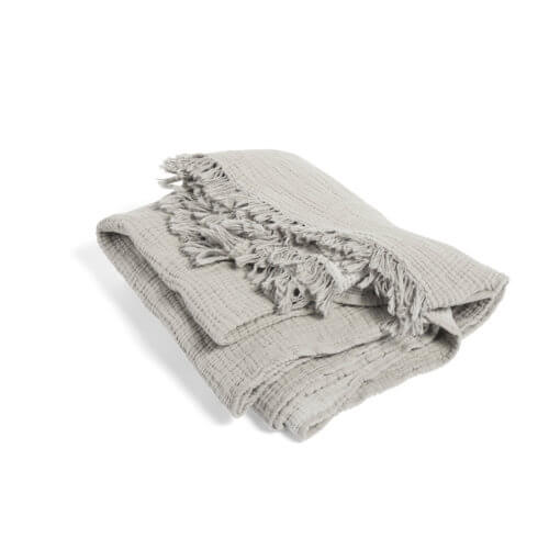 HAY – Crinkle Plaid – Grau