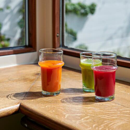 HAY – Marokkanisches Trinkglas S