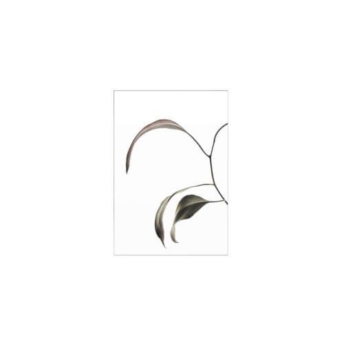 Moebe Bild 07 Floating Leaves A5 ca. 15 x H 20 cm