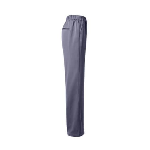 YAYA – Weite fließende Hose –Anthrazitblau