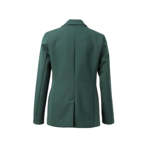 YAYA – Sportlicher zweireihiger Blazer – Jadegrün