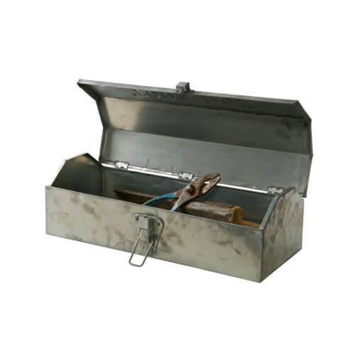 Toolbox – Werkzeugkasten – Anthrazit