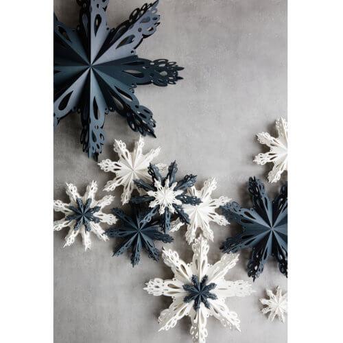 Broste Copenhagen – Papierstern Snowflake