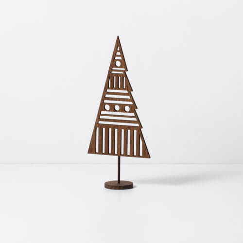 ferm LIVING – Baum Winterland Outline – Eiche