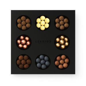 Lakrids – BLACK SELECTION BOX – Kalaha Geschenk Box – 360g