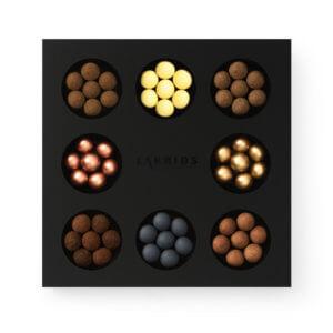 Lakrids – BLACK SELECTION BOX – Kalaha Geschenk Box – 360g