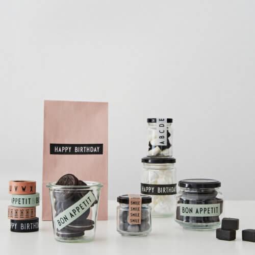 Design Letters – Masking Tape
