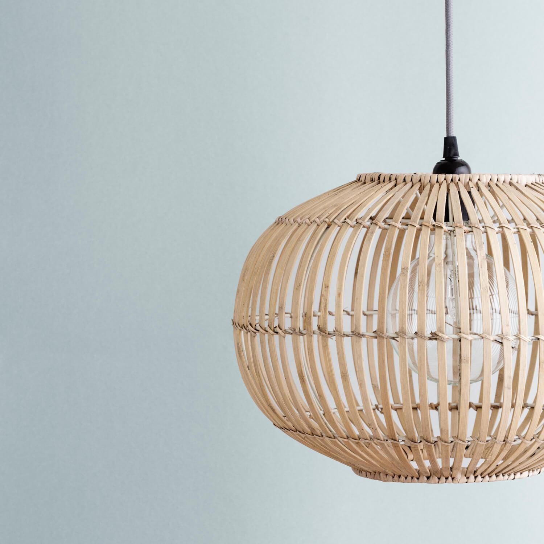 Broste Copenhagen Bambus Lampe Zep S Ca O 38 X H 26 Cm