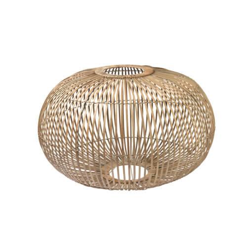 Broste Copenhagen – Bambus-Lampe ZEP – L ca. D 40 x H 30 cm