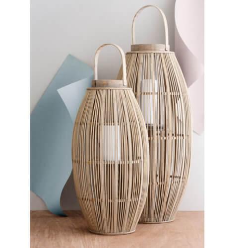 Broste Copenhagen Bambus Laterne