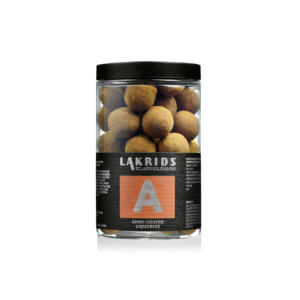 Lakrids – A Choc Coated Liquorice – Schokoladige Lakritz Regular
