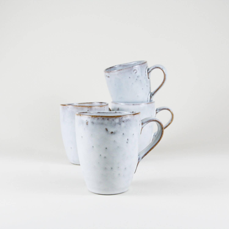 Broste Tasse Nordic Sand Klein 20er Set