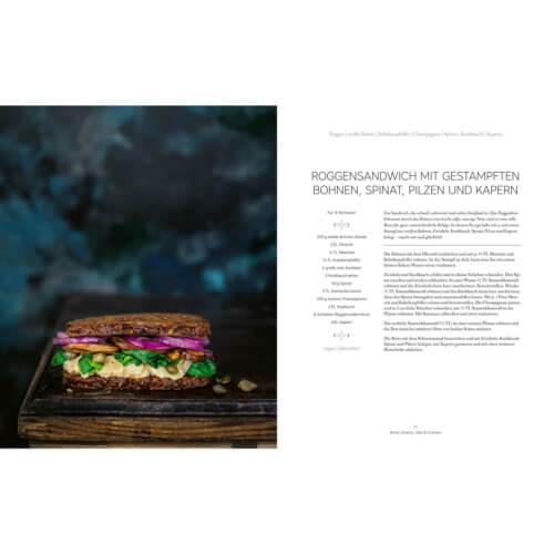 Aromenfeuerwerk – Vegetarisch – Die neue Grüne Küche